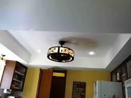 image of kitchen semi flush mount ceiling lights