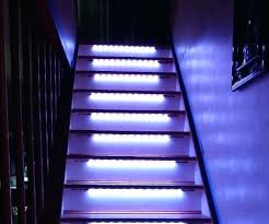 automatic led stair lighting. Led Stair Lighting Automatic System
