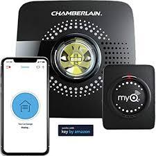 Chamberlain Technical Support Myq Smart Garage Door Opener Chamberlain Myq G0301 Wireless Wi Fi Enabled Garage Hub With Smartphone Control