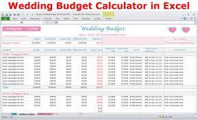 Budget Excel Sheet Template Wedding Budget Cost Calculator Excel Spreadsheet Template Wedding On A Budget Planner Excel Wedding Expenses Worksheet Digital Download