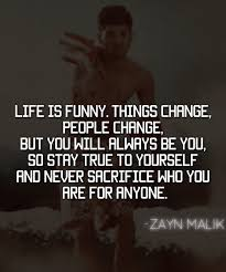 True To Yourself Quotes And Sayings Best of True To Yourself Funny Quotes On QuotesTopics
