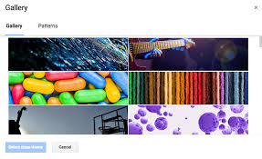 Google Classroom - Create Your Own Theme Image - Teacher Tech