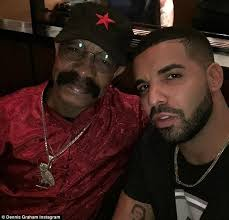 Image result for drake's dad new drake tattoo