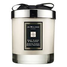 <b>Jo Malone</b> London <b>Sweet</b> Almond & Macaroon Scented Candle ...