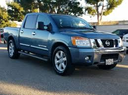 Used Nissan 4 door crew cab 8 cylinders for Sale