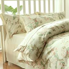Country Cottage Bedding Sets Sea Cottage Blue Quilted Bedding Set Country Style Comforter Sets