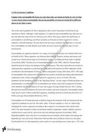 life in extreme conditions phys introduction to astronomy  astronomy essay pick from 6 possible topics