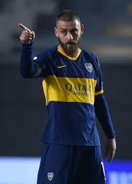 La prima partita – e il primo gol – di Daniele De Rossi con ...