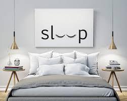 large bedroom furniture. sleep bedroom printable poster typography print black u0026 white wall art scandi for guestroom large furniture
