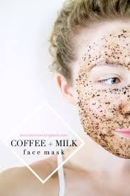 Take half cup of coffee and mix it with few spoons of milk for thick consistency. Coffee And Milk Face Mask Musely