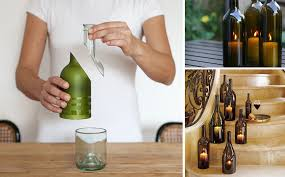 view in gallery how to cut wine bottles super easy way to cut a wine bottle with string and