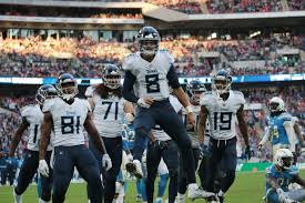 Titans Teammates Back Marcus Mariota As Leader Excited For