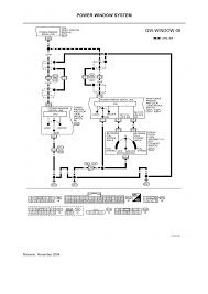 repair guides glasses window systems mirrors 2005 power wiring diagram window crew cab page 03 2005