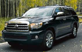 2017 Toyota Sequoia - Overview - CarGurus