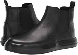 Men's Kenneth Cole <b>New</b> York <b>Black</b> Boots + <b>FREE SHIPPING</b> | Shoes