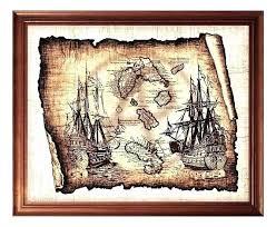 Treasure Hunt Map Template Chanceinc Co