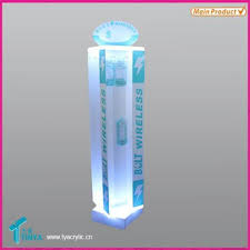 Mobile Phone Accessories Display Stand Simple Rotating Mobile Phone Accessories Display Stand From China