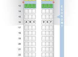 Seatguru Seat Map Volaris Airbus A320 320 Airplane Seats