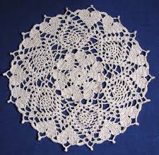 Updated For 2019 33 Free Pineapple Crochet Doily Patterns