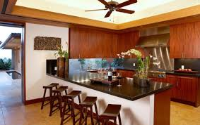 Innovative Tropical Kitchen Design Tropical Kitchen Home Design throughout Tropical  Kitchen Design