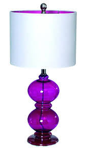 purple glass lamps incredible lamp in best ideas on stuff design vintage shade purple glass lamps