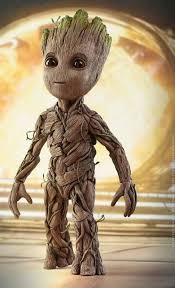 Baby Groot Cute Hd Wallpaper