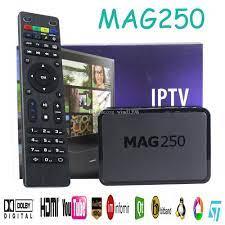 MAG250 Smart TV Box Linux Betriebssystem IPTV Set Top Box Ohne Iptv Konto  MAG 250 Iptv Decoder Von Wind1398, 34,38 €