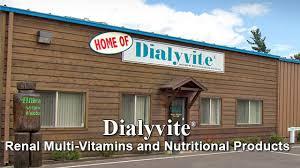 Dialysis Renal Vitamins Ferrous Fumarate Calcium Acetate