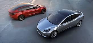 new car 2016 usaModel 3  Tesla