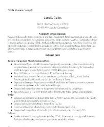 Professional Summary Resume Awesome Resume Samples Summary Section And Examples Of Summaries On Resumes