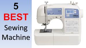 Top 5 best Sewing Machine Reviews of 2015 & 2016 – Must See! - YouTube &  Adamdwight.com