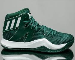 adidas basketball shoes white. adidas crazy bounce men basketball shoes sneakers new green white aq7438