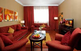 Red Living Room Accessories With Red  White Living Room Decor - Livingroom accessories