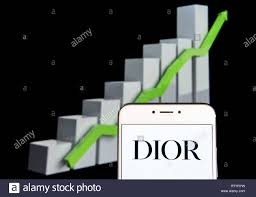 Christian Growth Chart Hong Kong 10th Feb 2019 French Christian Dior Luxury