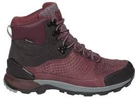 vaude womenu0027s trk skarvan mid stx high rise hiking shoes stiff soled shoes d87