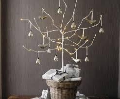 21 Beautiful Faux U0026 DIY Christmas Trees To Brighten The Season Twig Tree Christmas