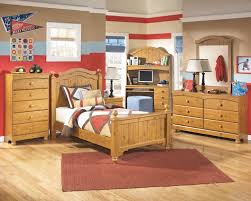 popular kids boys beds terrific natural cherry oak ashley bedroom kids furniture sets cool single