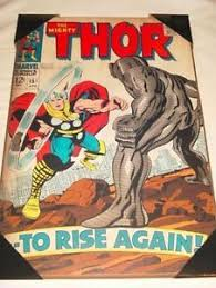 image is loading marvel comics the mighty thor 151 comic book  on marvel comics wall art plaque with marvel comics the mighty thor 151 comic book wall art plaque 13