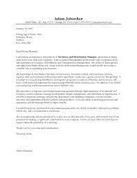 Cover Letter Cover Letter For Supervisor Resume Cover Letter For