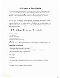 Resume Examples For Highschool Students Inspirational Resume Sample