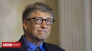 bill gates us should take more refugees bbc news