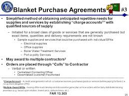 Blanket Purchase Agreement Best NET Training Simplified Acquisition Procedures SAP Ppt Video