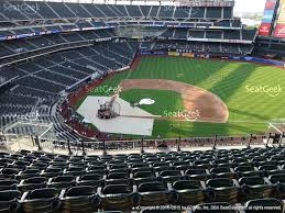 Detailed Citi Field Seating Chart Football Stadium Best Examples Of Charts