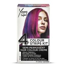 Stargazer Color Chart Semi Permanent Hair Colour Semi Permanent Dye Hair