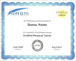 Free Forklift Certificate Template Personal Training Certificate Template Unusual Certification