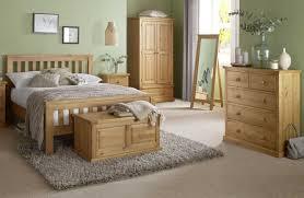 country pine bedroom range