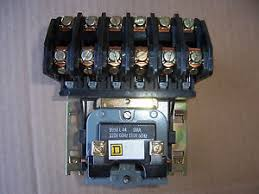 square d 8903l060 8903 l060 lighting contactor 20 amp 600v volt image is loading square d 8903l060 8903 l060 lighting contactor 20