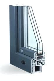 Innenarchitektur Einfach Verglaste Fenster