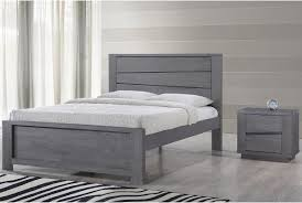 gray wood bed frame. Fine Gray Gainsbourgh Grey 5ft Kingsize Wooden Bed GAWSWORTHGREKNG  Morale Home  Furnishings On Gray Wood Frame D