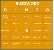 buzzword bingo generator buzzword bingo cityspeak medium